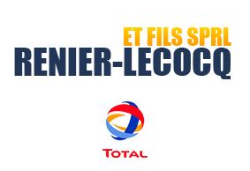 Reniers lecocq et Fils sprl  - Pompe à essence, Mazout, Pellets